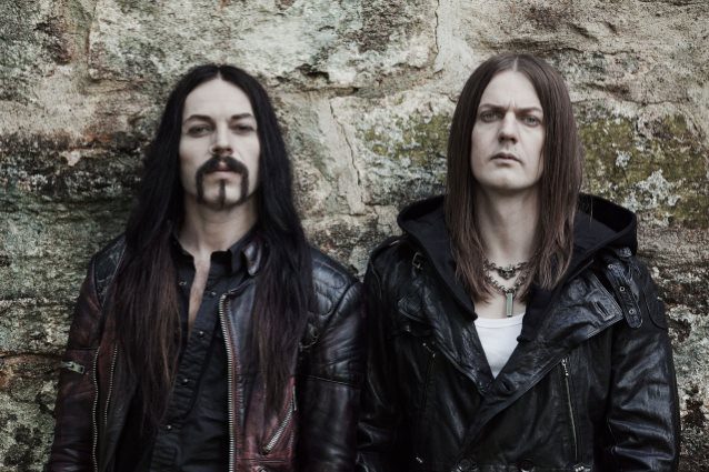 SATYRICON Begins Recording New Album For September Release