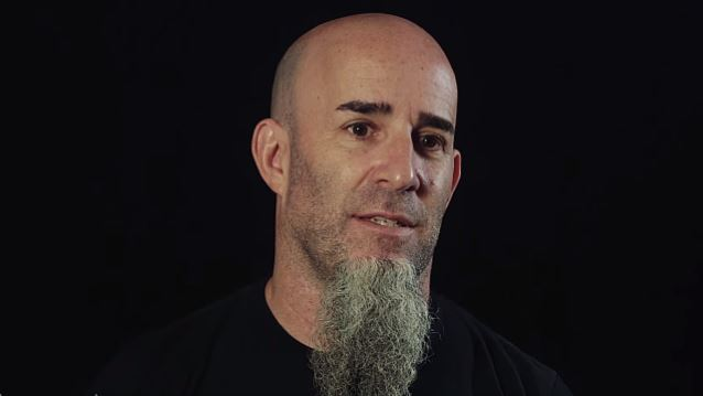 ANTHRAX's SCOTT IAN Is Working On His Second Book