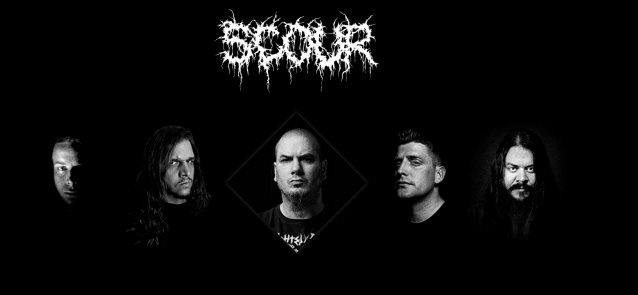 PHILIP ANSELMO's SCOUR To Release 'Red' EP
