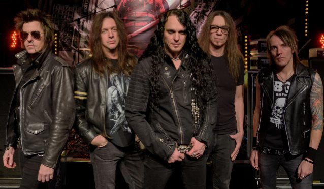 SKID ROW To Record Final Installment Of 'United World Rebellion' EP Trilogy
