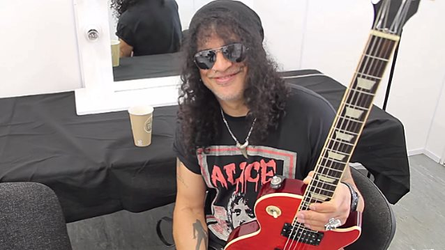 SLASH's 'The Hell Within' Horror Movie To Go Into Production In January