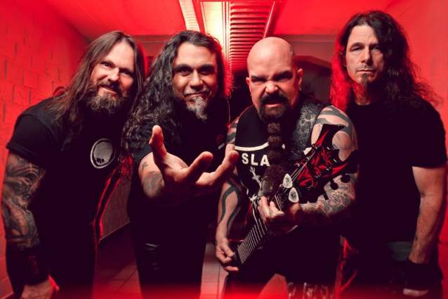 SLAYER Returns To Studio To Record New Album