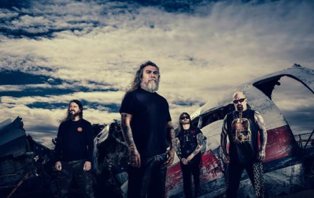 SLAYER, LAMB OF GOD And BEHEMOTH To Join Forces For U.S. Tour