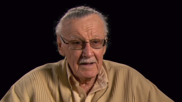 ALICE COOPER, GENE SIMMONS, ROB ZOMBIE, COREY TAYLOR Pay Tribute To STAN LEE