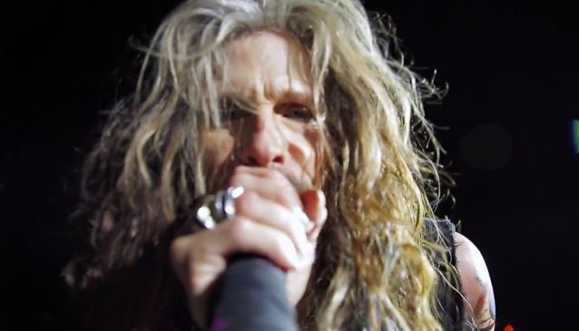 STEVEN TYLER Says AEROSMITH's 'Farewell' Tour Will Launch In 2017