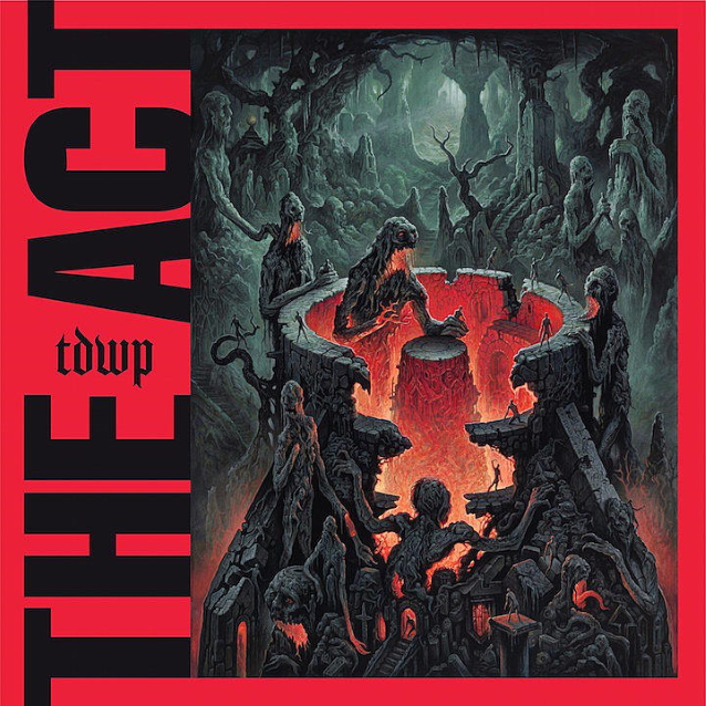 美國金屬核樂團 The Devil Wears Prada 釋出新曲影音 Lines of Your Hands 預告發行新專輯 The Act 2