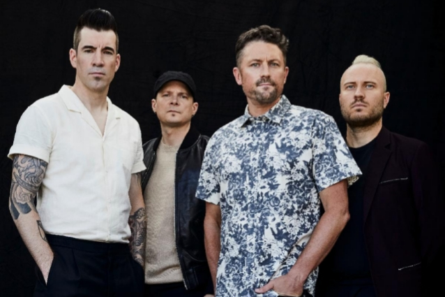 THEORY OF A DEADMAN Drummer Says 'Say Nothing' Is A 'Darker Record'