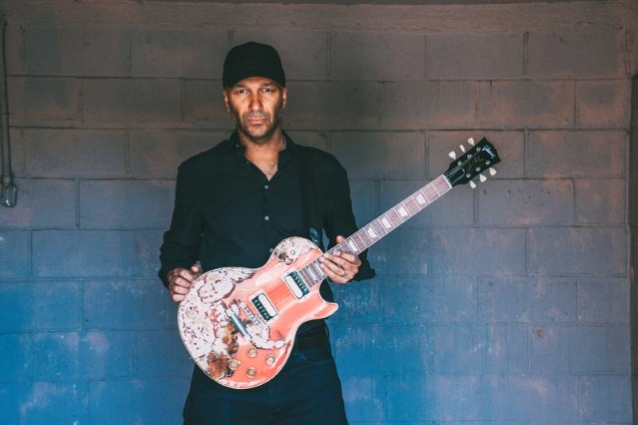 TOM MORELLO Releases Music Video For 'Every Step That I Take' Feat. PORTUGAL. THE MAN And WHETHAN