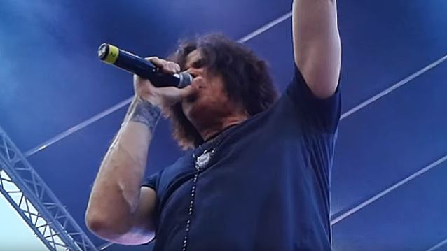 SKID ROW Splits With Singer TONY HARNELL