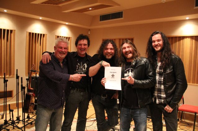 TYGERS OF PAN TANG To Release New Album In August