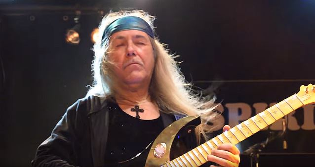 Ex-SCORPIONS Guitarist ULI JON ROTH To Release 'Tokyo Tapes Revisited'