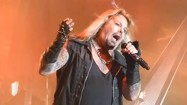 MÖTLEY CRÜE's VINCE NEIL Is Working On New Solo Record
