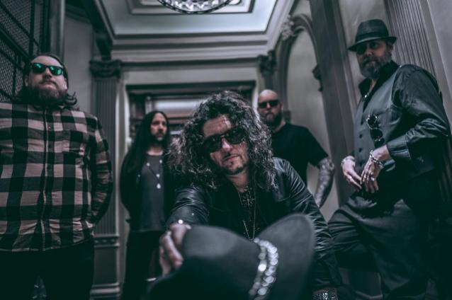 VENDEMOS A LOS MUERTOS Feat. IN FLAMES, ex miembros de FIREWIND: el álbum 'Black Sleep & # 39; esperado en febrero