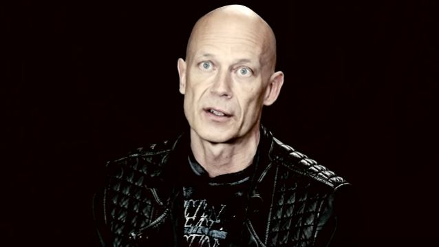 ACCEPT's WOLF HOFFMANN Putting Finishing Touches On New Solo Album