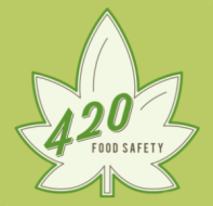 420 Food Safety Logo