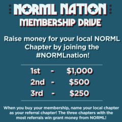 NORML Nation Chapter Contest
