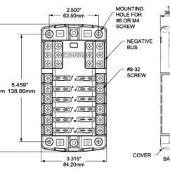 Boat Fuse Panel Wiring Diagram Three Way Switch Wire How To A Box Schematic Generator Block Diagram12v
