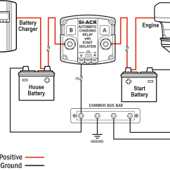 Wiring Diagram For Solar Battery Charger 240 To 24 Volt Transformer Dual Marine Get Free Image About