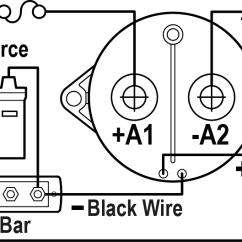 12v 30 Amp Relay Wiring Diagram Allen Bradley 1756 Ow16i L Solenoid - 12/24v Dc 250a Blue Sea Systems