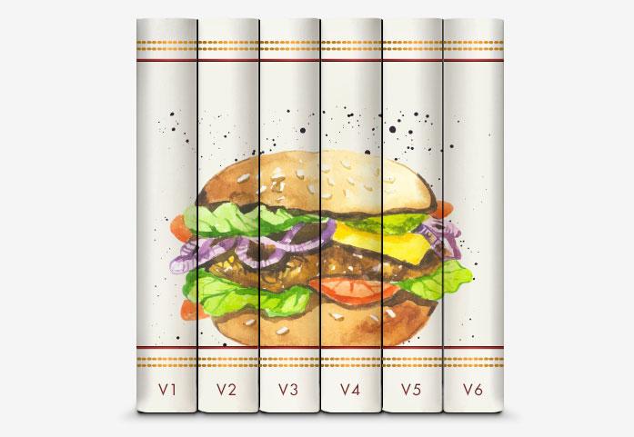 livre de cuisine et de recettes
