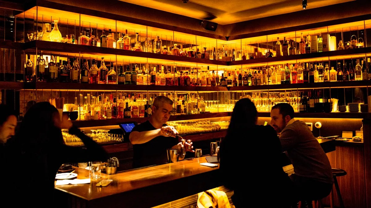 The 5 Best Bars in America We Drank at This Year  Bon Appetit