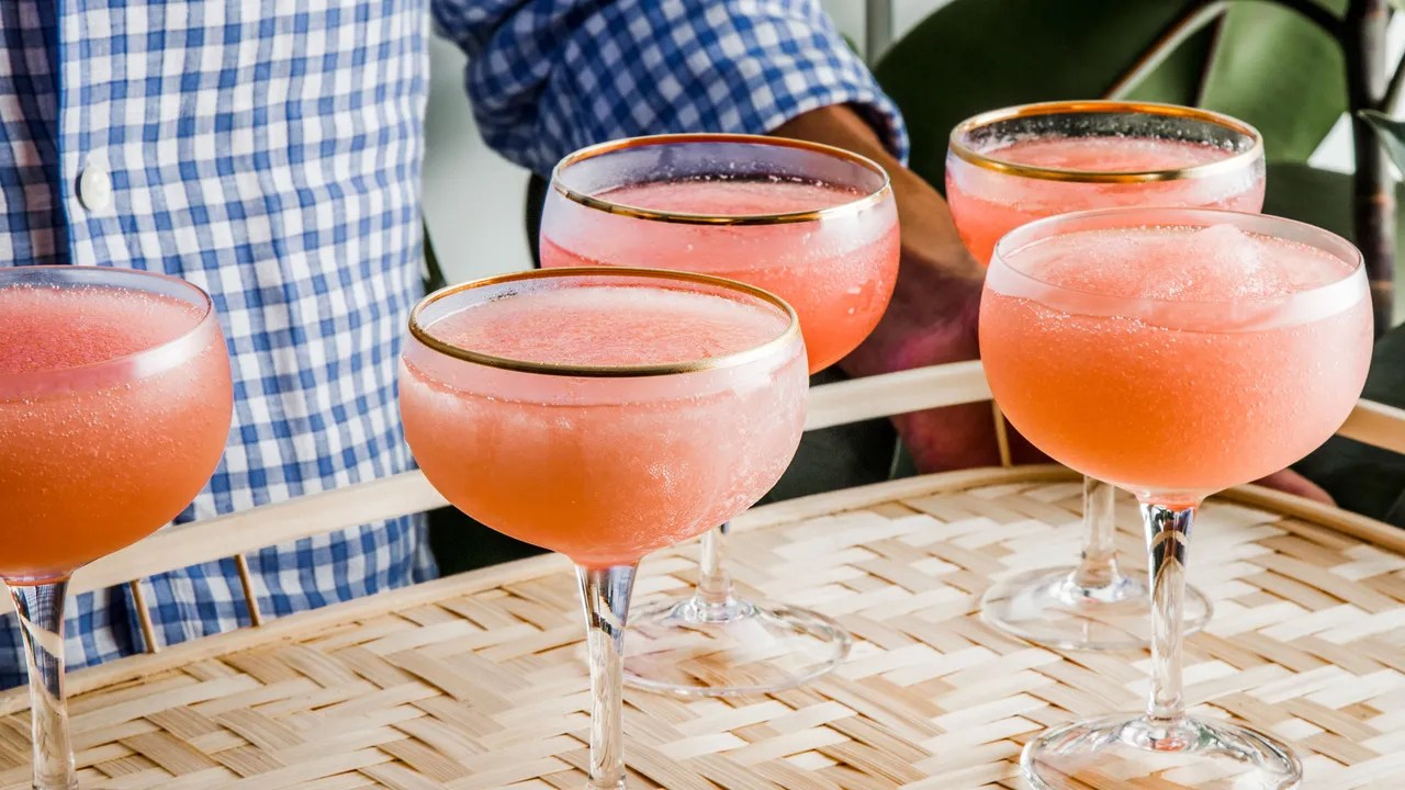 5 Ros Cocktails to Keep the Summer Water Coming  Bon Apptit