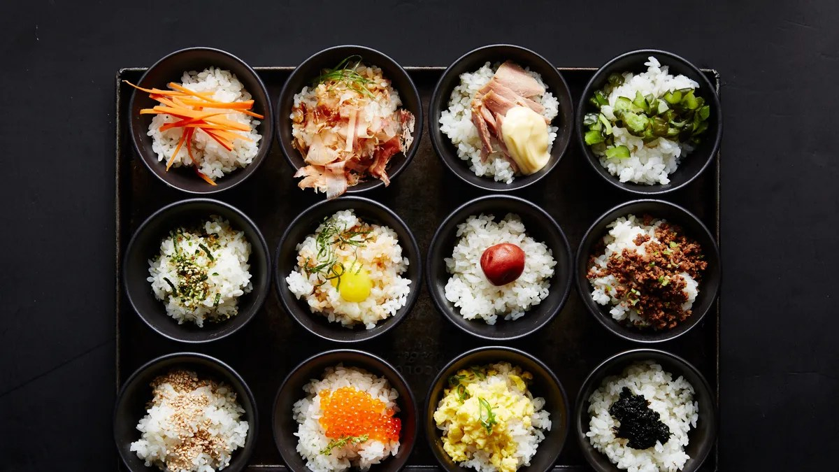 kitchen spoon rest cabinets showroom steamed japanese rice recipe | bon appetit