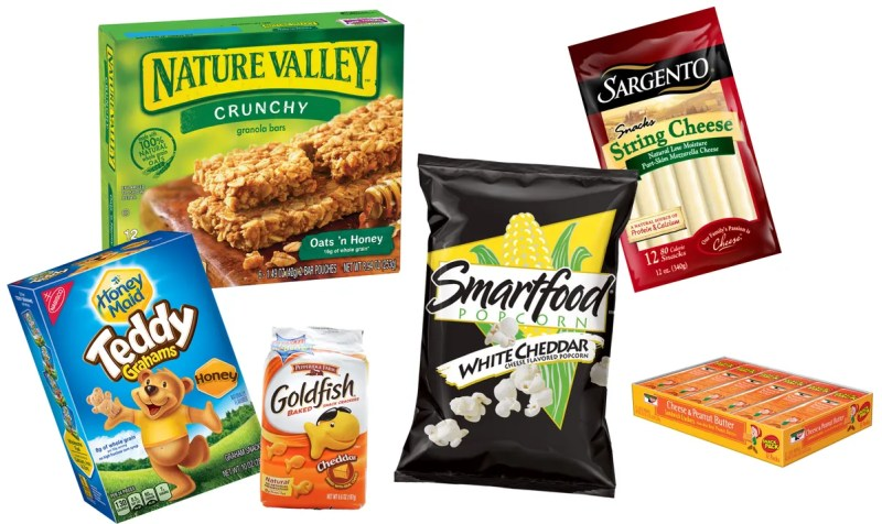 These are popular snacks