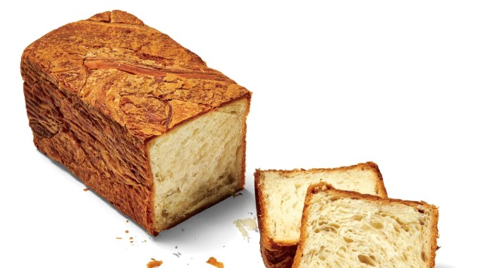 The Croissant Loaf Is Proof That Everlasting Flakiness Can
