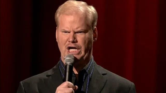 comedian jim gaffigan hates