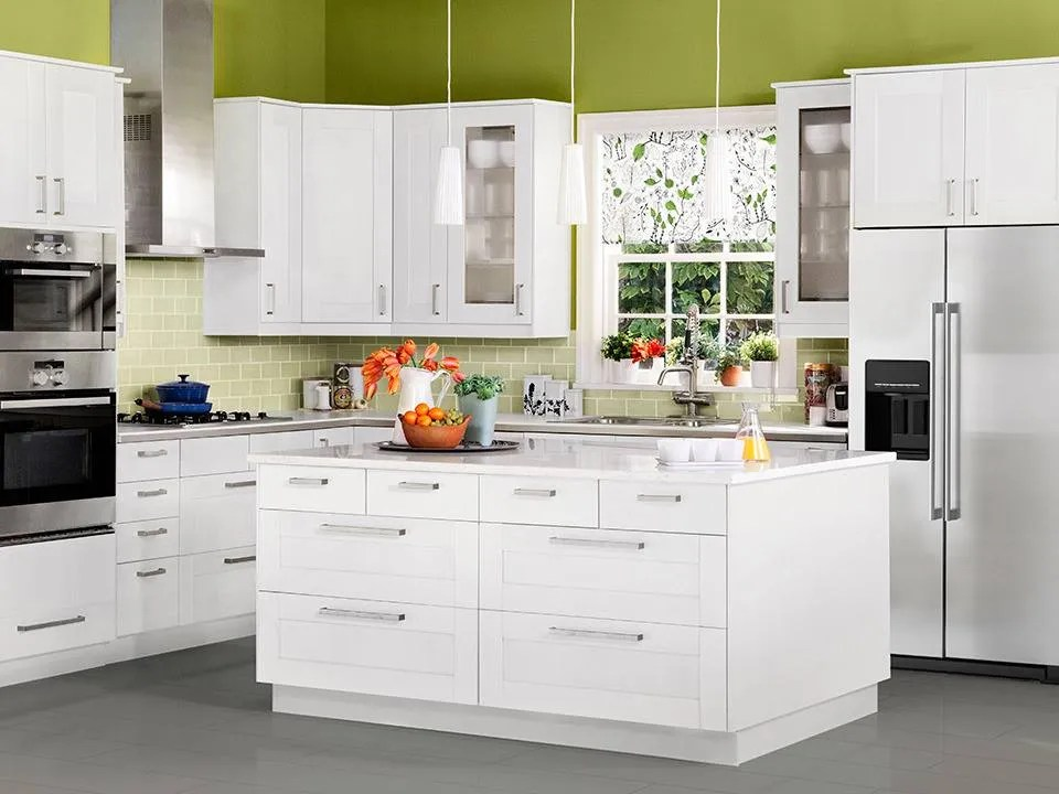 How To Design A Smarter Better Easier To Use And Clean! Kitchen