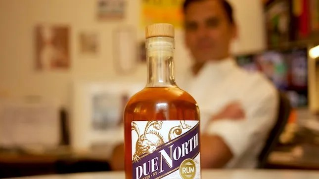 Due North Rum Reviewed by The Bon Appetit Foodist  Bon