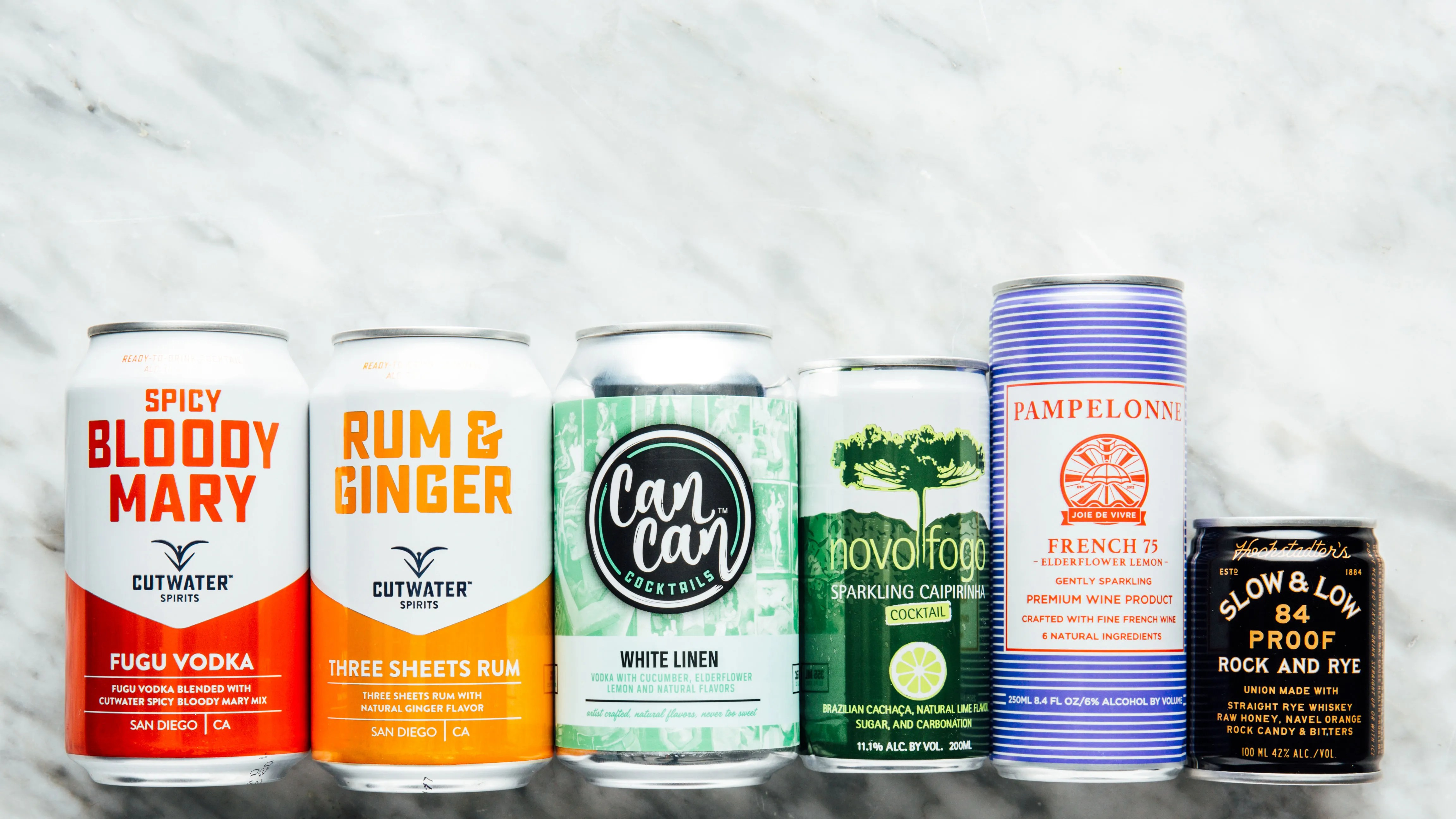 6 Canned Cocktails to Sneak In Your Various Tote Bags All Summer | Bon Appetit