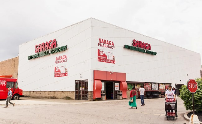 Saraga Is The International Grocery Store Of My Dreams