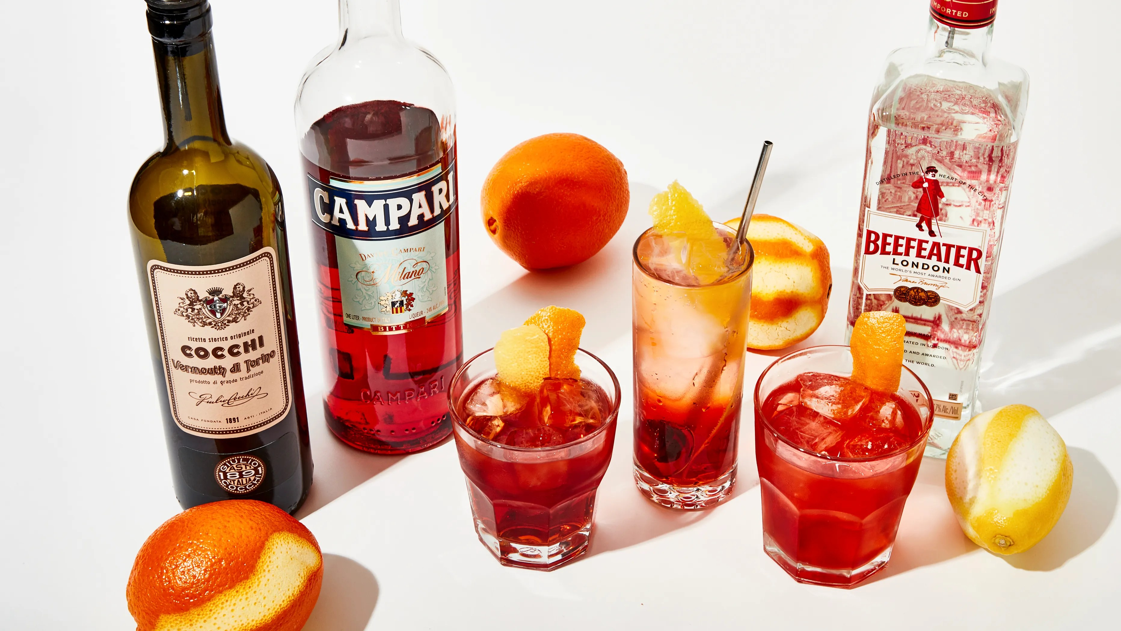 3 campari cocktails you don t need a