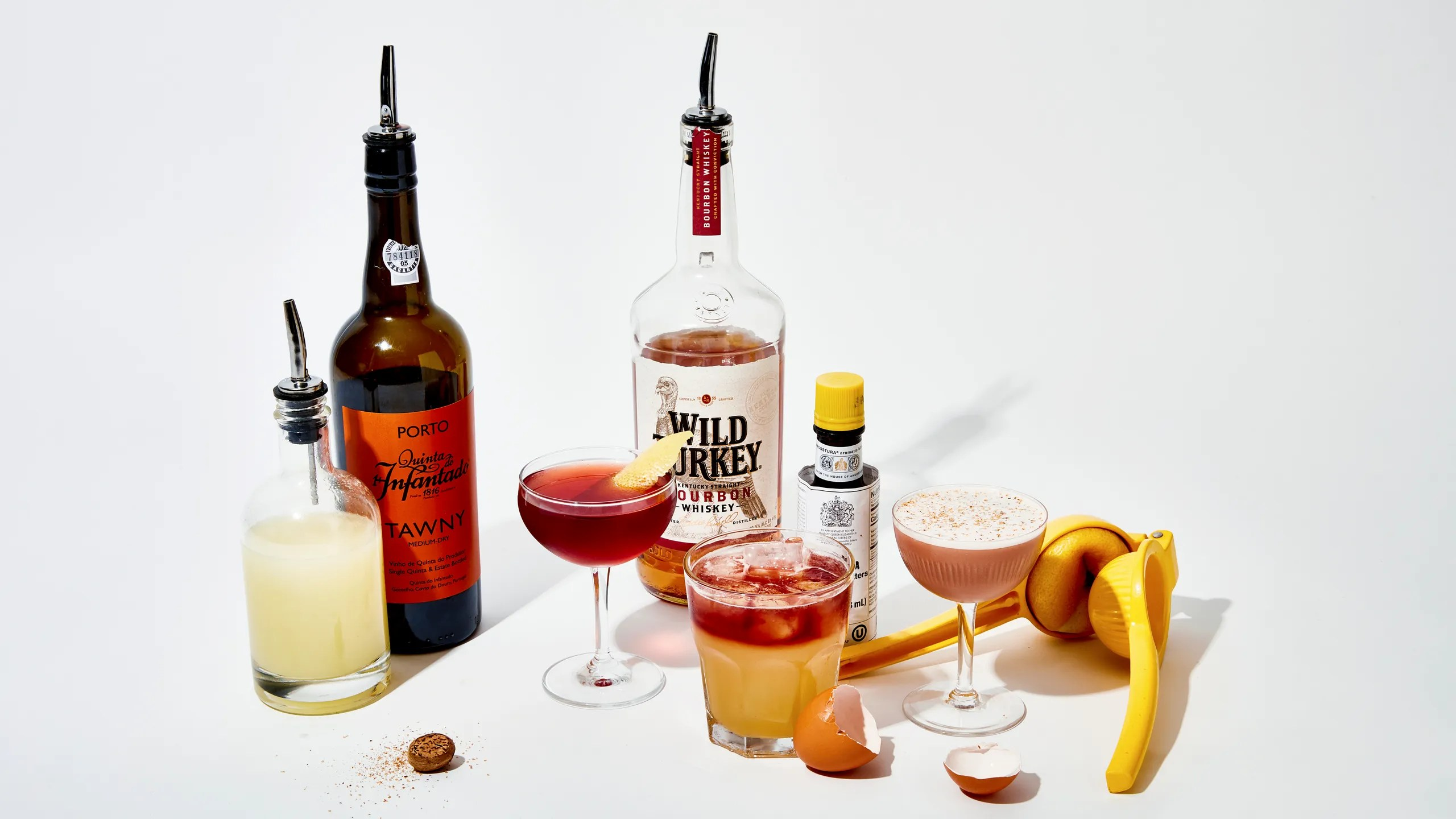 3 Easy Cocktails That Ll Make You Feel Like You Re Sitting By The Fire Bon Appetit