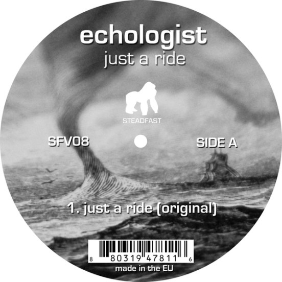 Echologist - Just A Ride (Original Mix) [DUB TECHNO] Dropping in 2010 on his own Steadfast label Exhologist's 'Just A Ride' is as atmospheric as a Dub Techno track can come.
