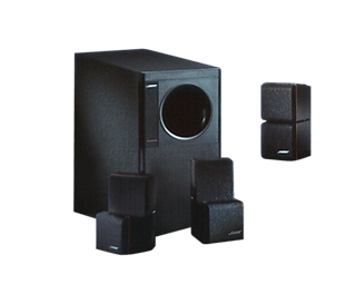 Acoustimass 7 home theater speakers  Bose Product Support