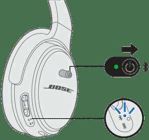 Bluetooth®fähige Geräte verbinden