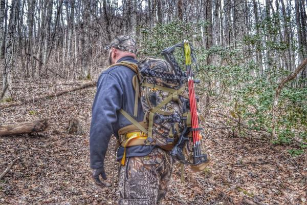 Bowhunting Mountain Bucks | Hunting Whitetails in the High ...
