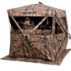 Ameristep Chair Blind Rentals In Charlotte Nc Introduces The New Magnum Tent Wins Gold For Innovative Ground Blinds Bowhunt America S Gear Of Year Awards