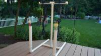 How To Build A PVC Bow & Arrow Stand | Bowhunting.com