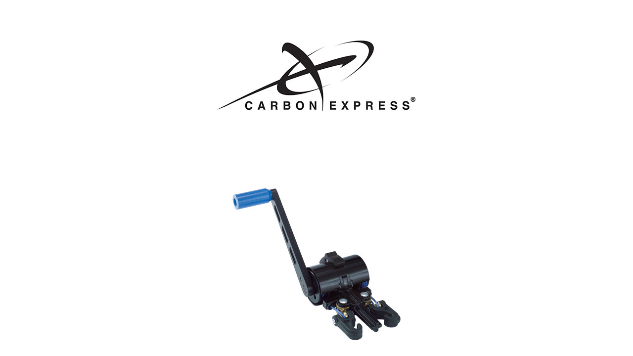 Carbon Express' Quiet Crank Loads Your Crossbow in Silence