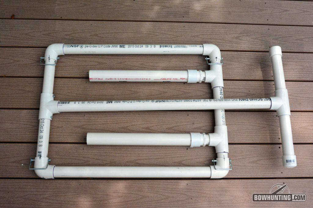 Pvc Pipe Bow Plans