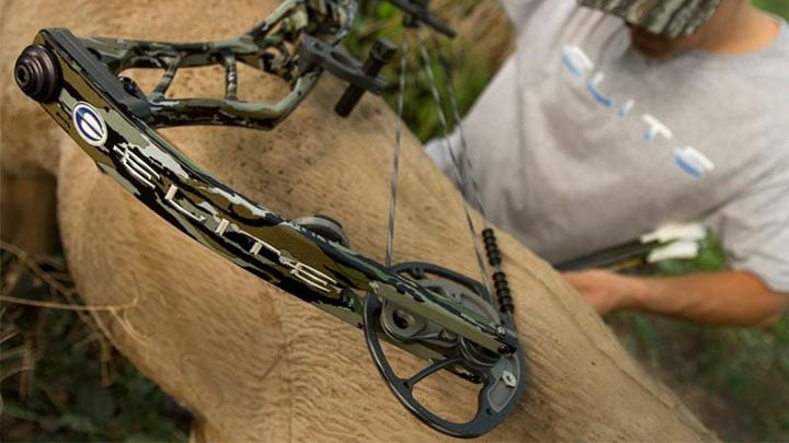 compound bow diagram 7 pole wiring trailer elite archery offers custom impulse series bows in realtree original camo pattern   bowhunting.com