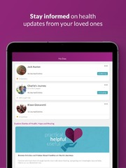 How To Find A Person On Caringbridge : person, caringbridge, CaringBridge, BridgingApps:, Search