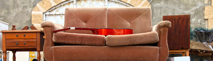 how to recycle my sofa refurbish leather singapore dispose of furniture budget dumpster