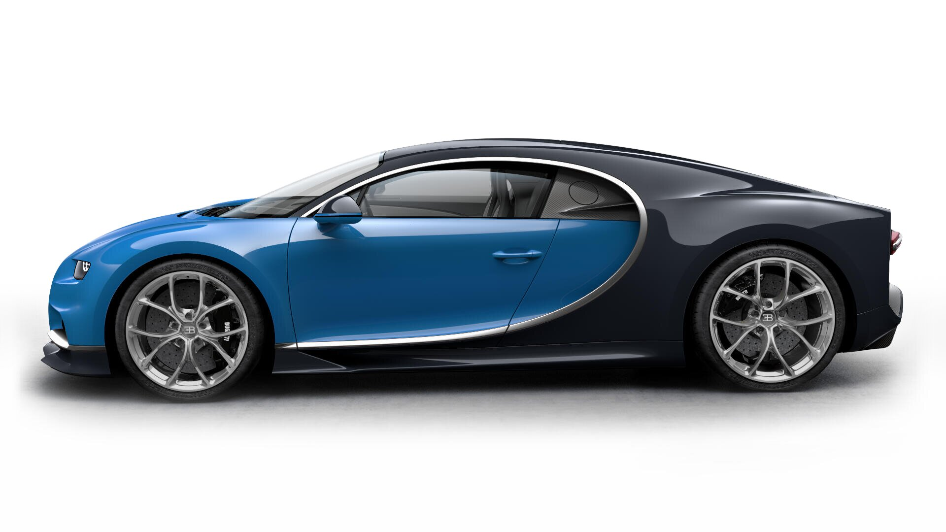Bugatti Chiron Breaking New Dimensions