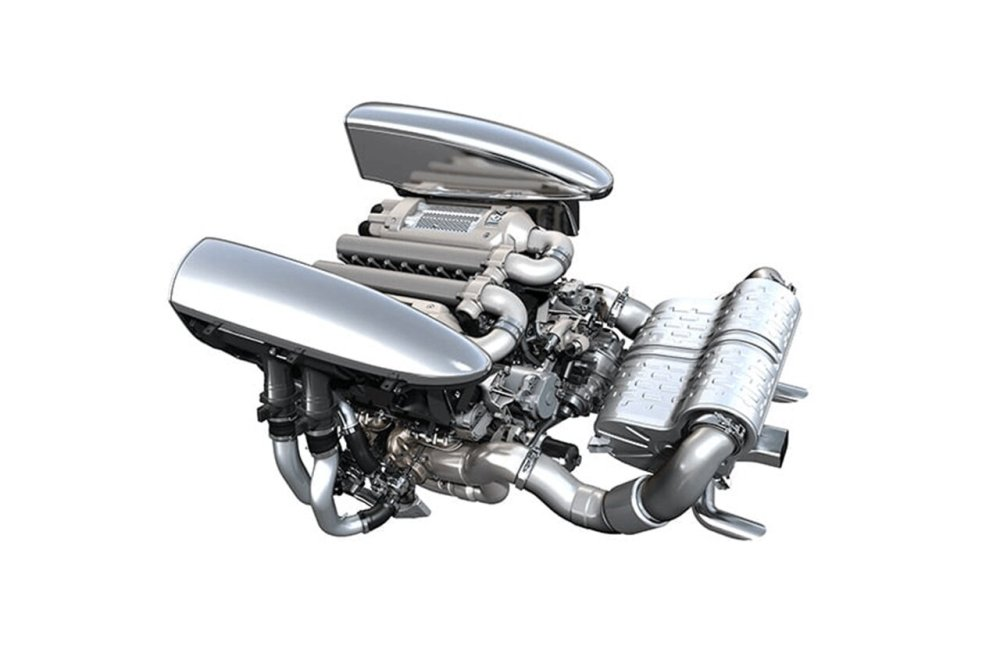 medium resolution of bugatti veyron engine