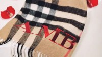 Womens Scarves | Monogramming | Burberry